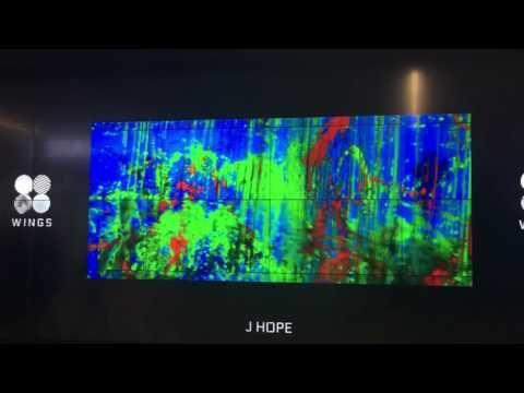 J-Hope ❤ BTS Unreleased Video of WINGS Short Film MAMA #BTS #방탄소년단