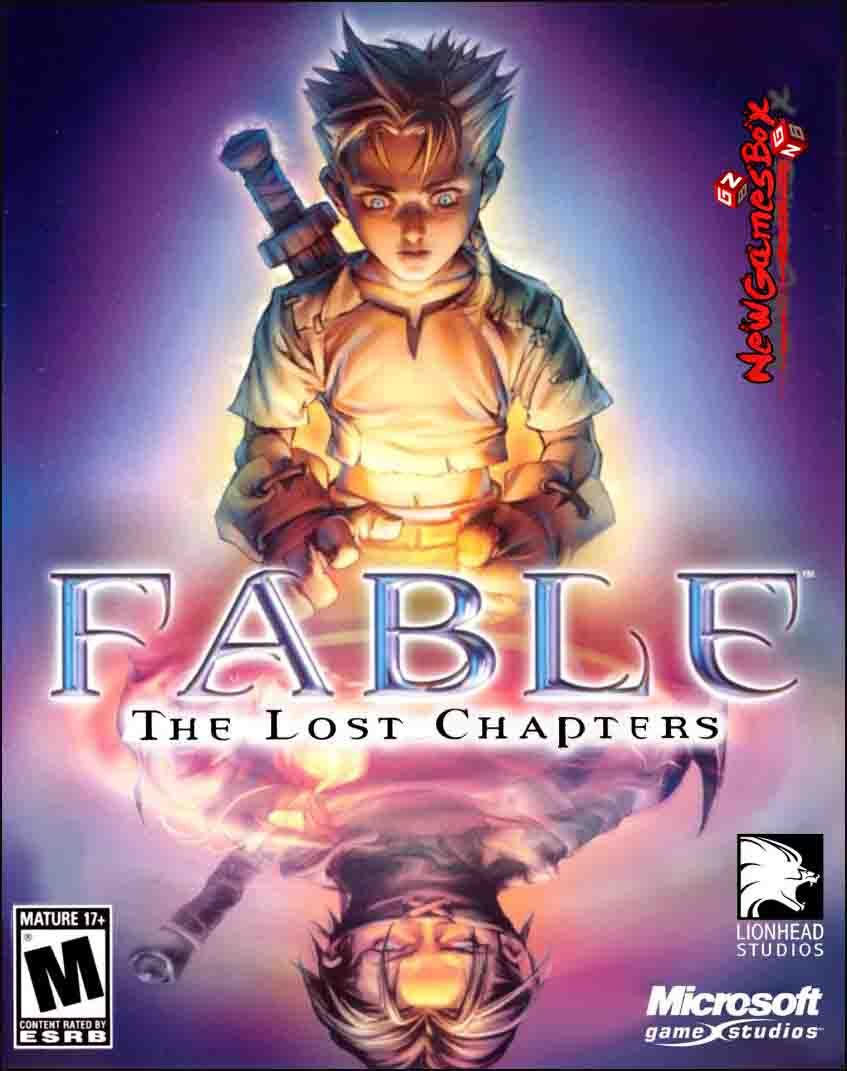 Fable The Lost Chapters Video Game For Mac