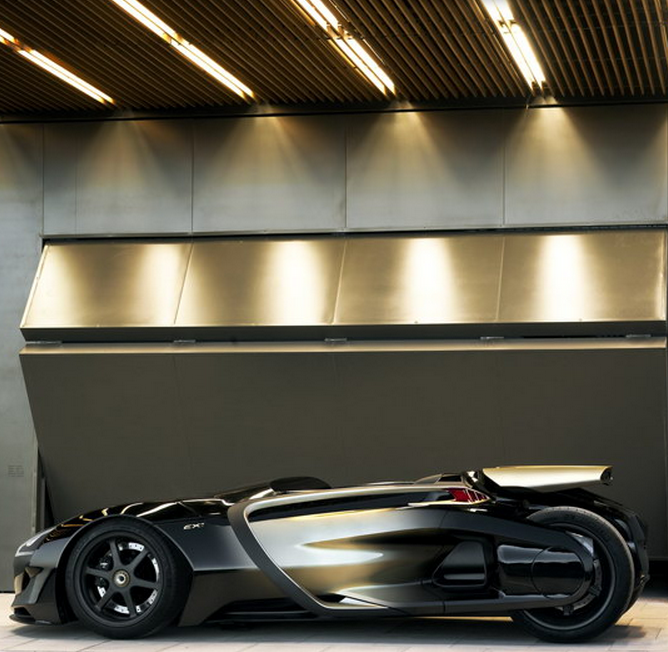 Awesome D3530 Peugeot EX1 Black Supercar Like No Other! Hit The Image To Check It  Out