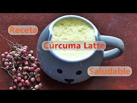 Cúrcuma Latte - Receta
