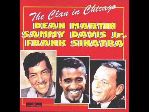 The Rat Pack Live In Chicago - Volare - YouTube