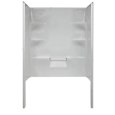 Mirolin   Ellis 48 Acrylic Shower Walls  Includes One Back And Two Side Acrylic  Walls      Home Depot Canada. Mirolin   Ellis 48 Acrylic Shower Walls  Includes One Back And Two