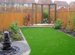 Small Triangular Garden Design   Google Search