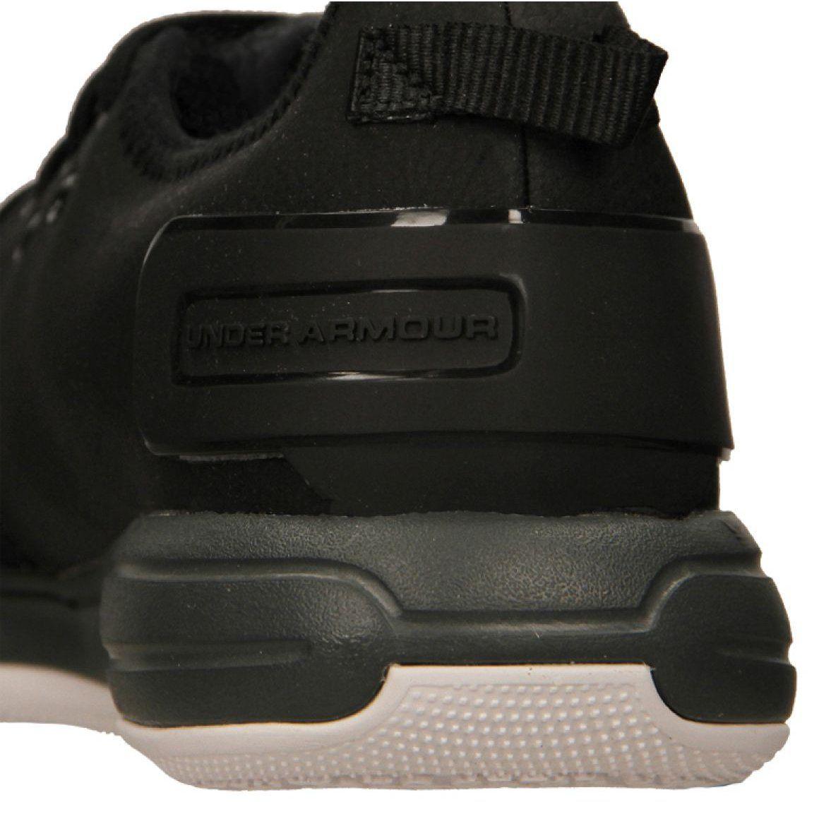 Sportowe Meskie Underarmour Czarne Buty Treningowe Under Armour Charged Ultimate 3 0 M 3021294 001 Training Shoes Under Armor Under Armour