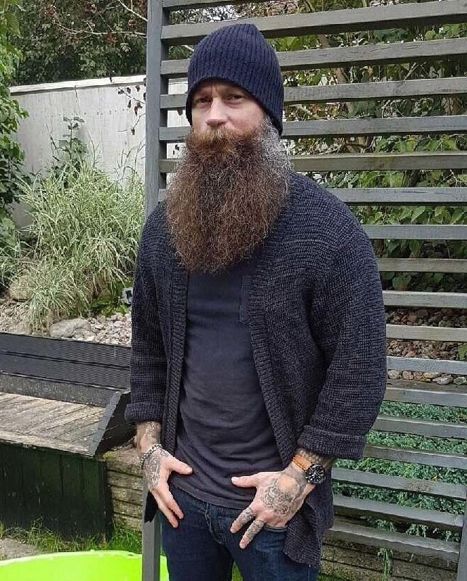 Pin by Julius Viljoen on Beard & Beasts | Beard no ...