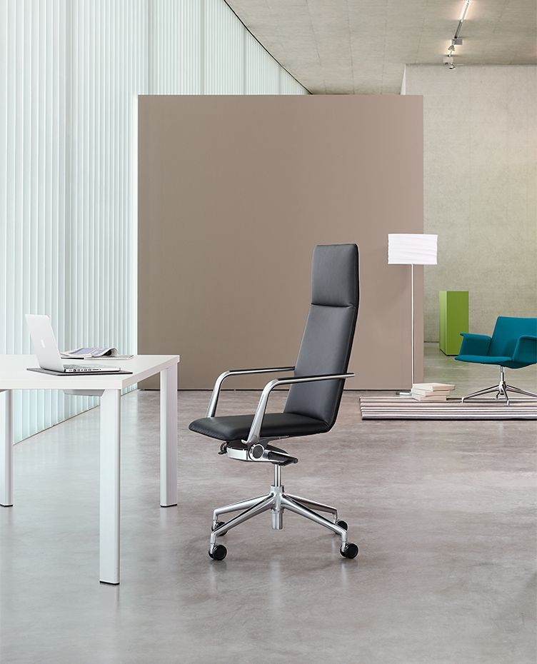 Zenith Interiors Finasoft Conference Easy Chair