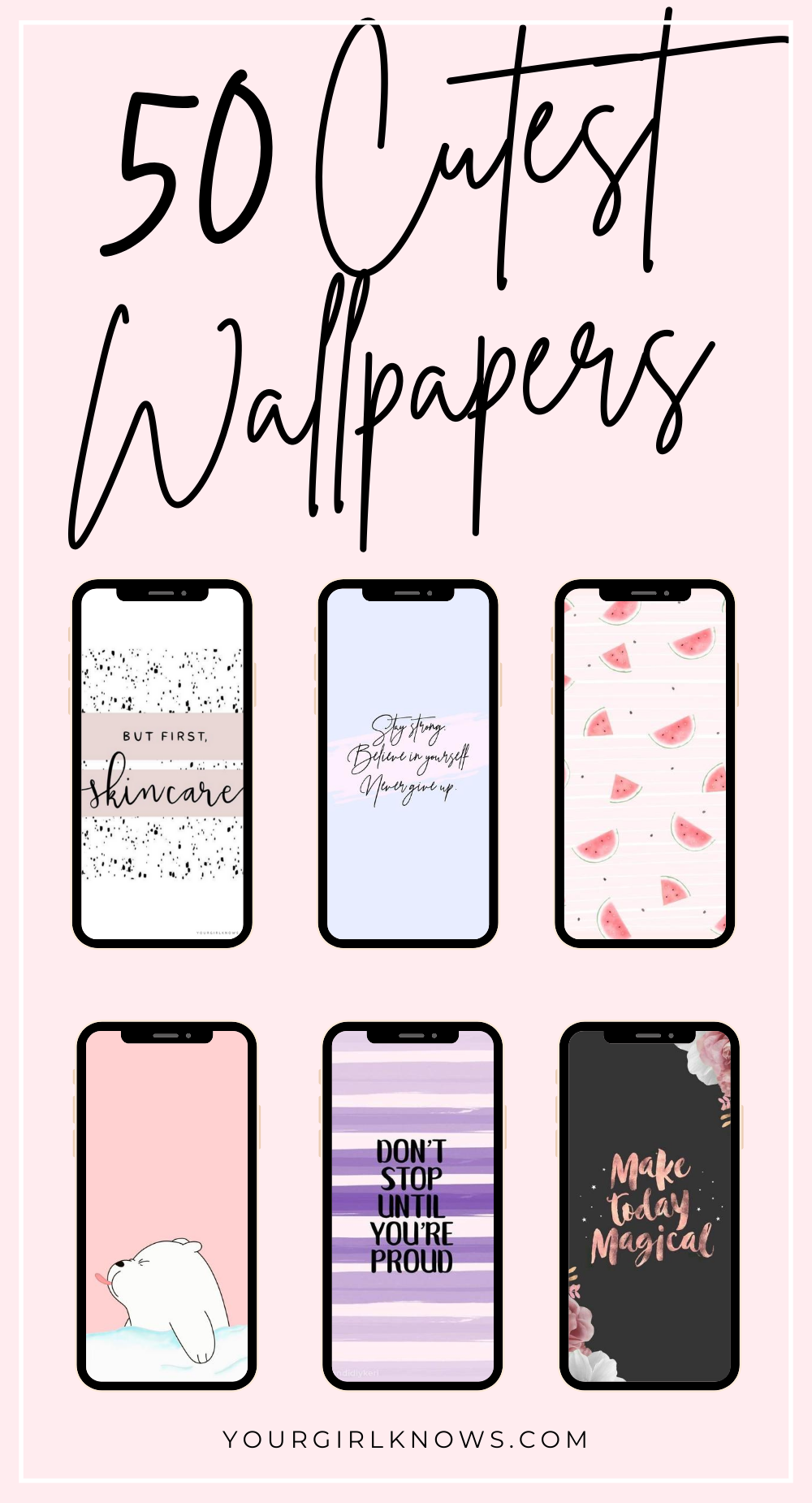50 Cute Wallpaper Backgrounds For Girls You Ll Really Love Free Cute Wallpaper Backgrounds Cute Girl Wallpaper Girl Wallpaper Cute Wallpaper Backgrounds