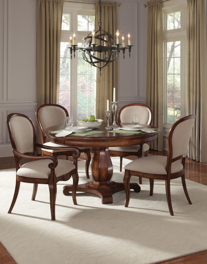 Merveilleux Home Gallery Furniture For A.R.T. Furniture Margaux, Margaux Round/Oval  Pedestal Dining Table