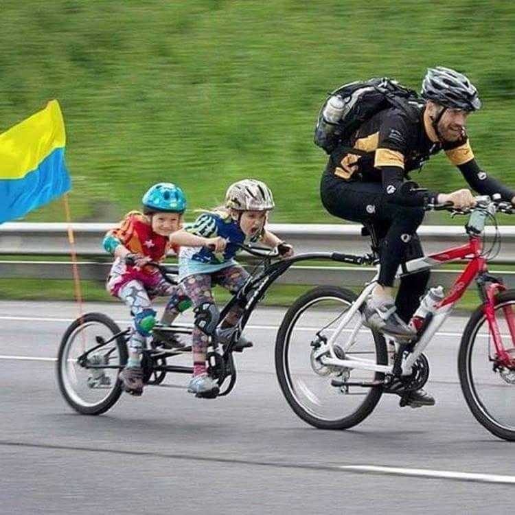 Катание на велосипеде прикольные картинки, космонавтика для детей