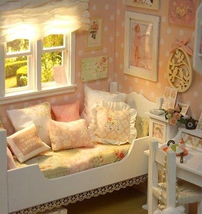 Кукольный домик Элли и Анни