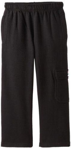 Fila Boys 2-7 Fleece Cargo Pant