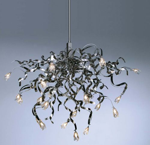 Unusual Lighting Fixtures For Home Clics Unique Crystal Trend Design