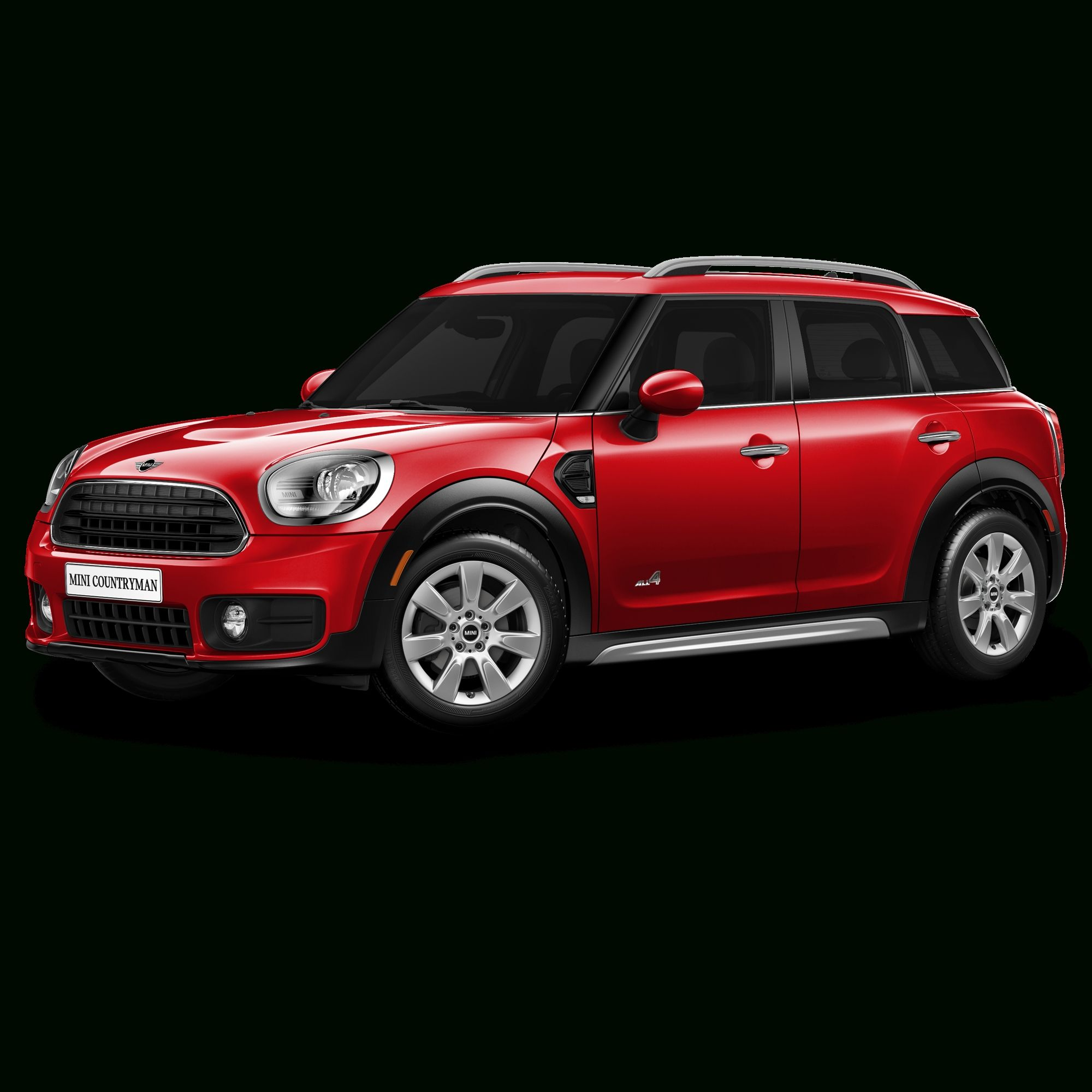2019 Mini Cooper Countryman Captures The Mini Details