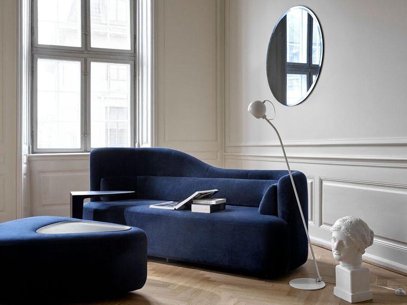 Ottawa Sofa By Karim Rashid In Blue Buy Interior Doors Residential Interior Interior