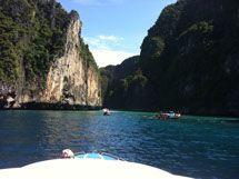 Koh Phi Phi, Thiland