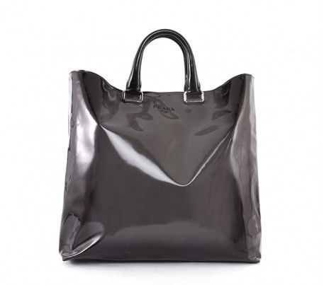 3534f9a1cf7a ... free shipping prada prada spazzolato sfumato grey ombre tote bag bdf29  ce510