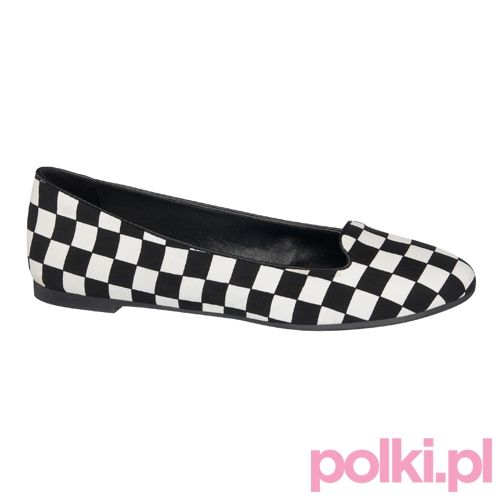 Czarno Biale Lordsy Deichmann Wiosna 2014 Baleriny Buty Shoes Polkipl Spring Shoes Shoes Spring Summer Fashion Shoes