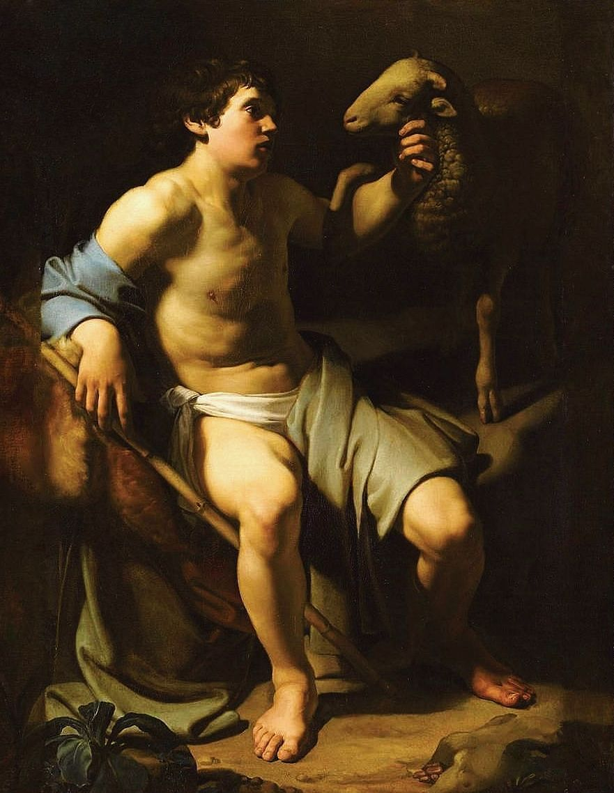 What necessary Caravaggio st john the baptist the nude are not