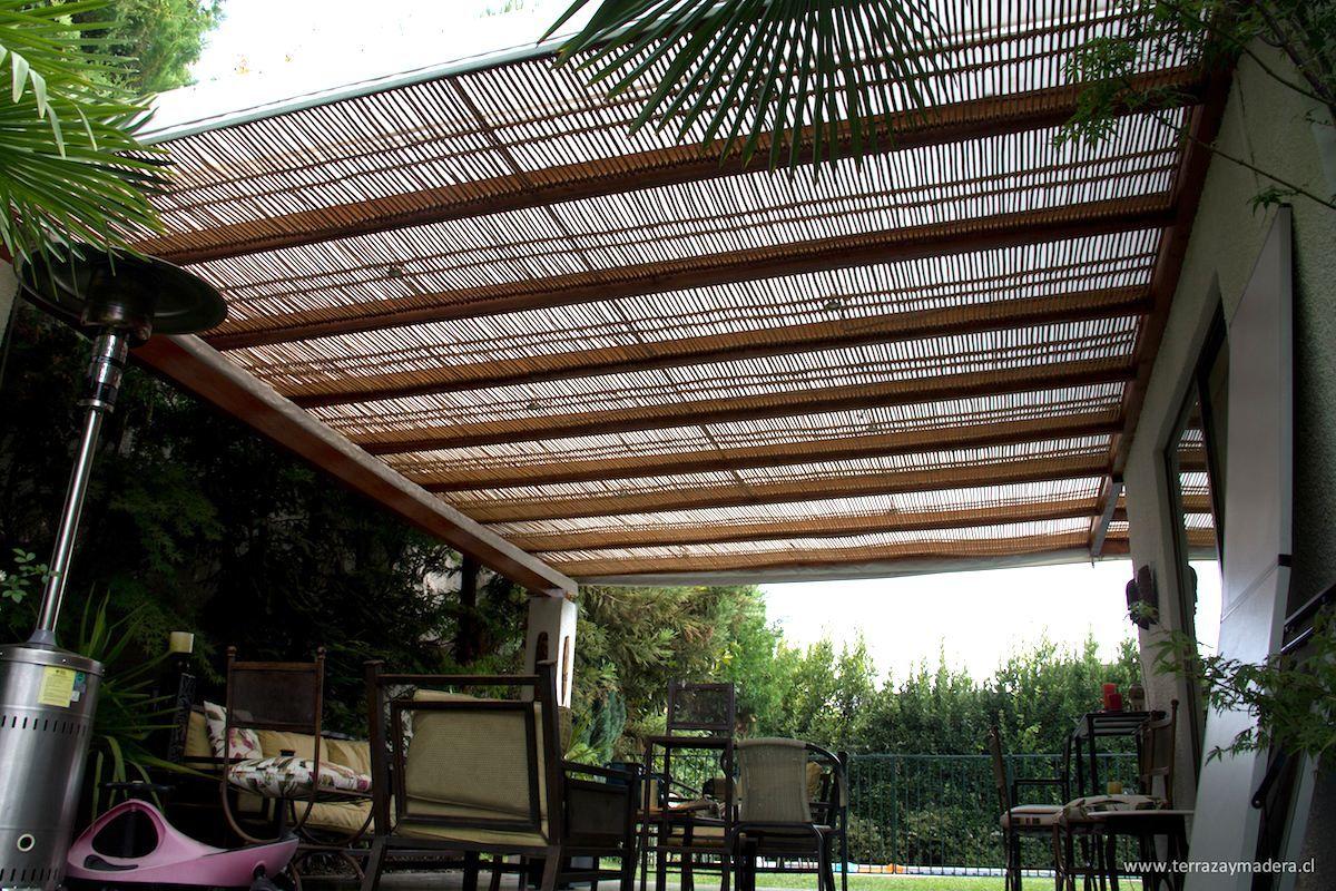 Terrazas de madera terraza y madera cubiertas pinterest terrazas terrazas de madera y - Cubiertas de terrazas ...