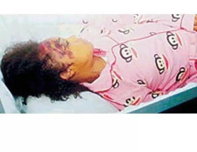 """Lisa """"Left Eye"""" Lopes Died April 25, 2002"""