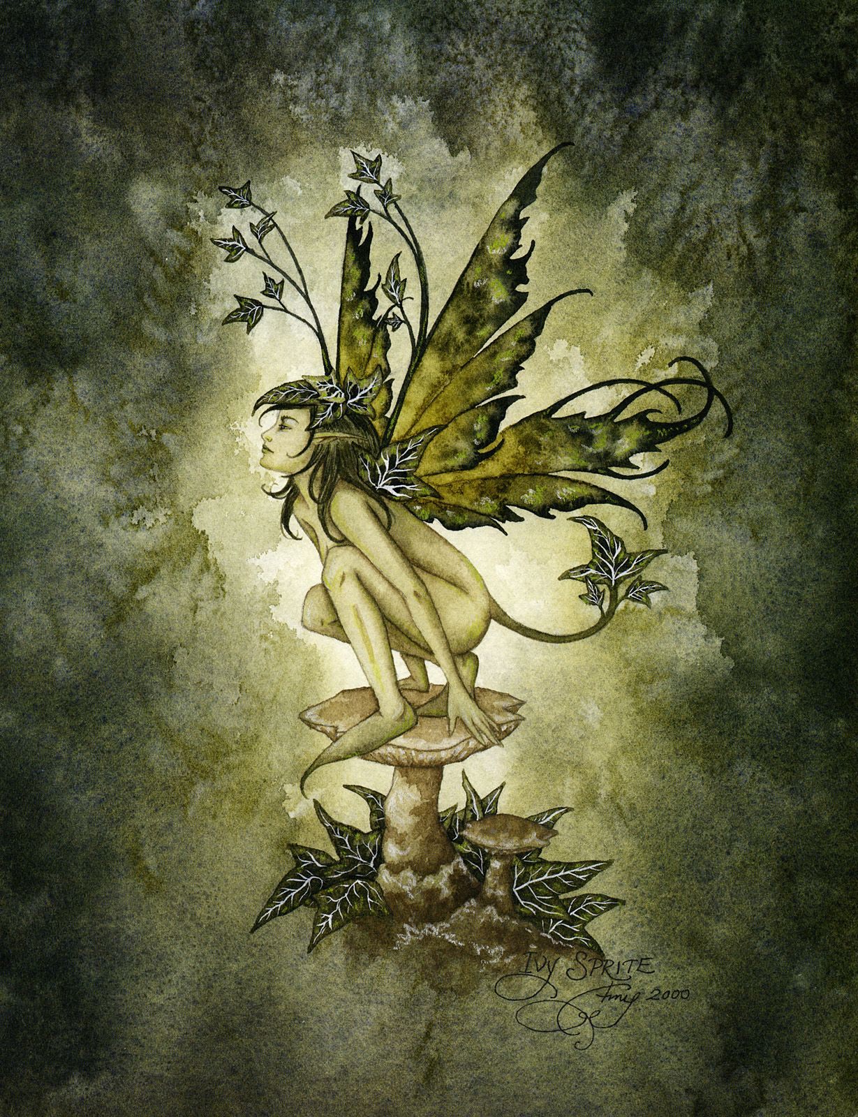 Amy Brown Faerie