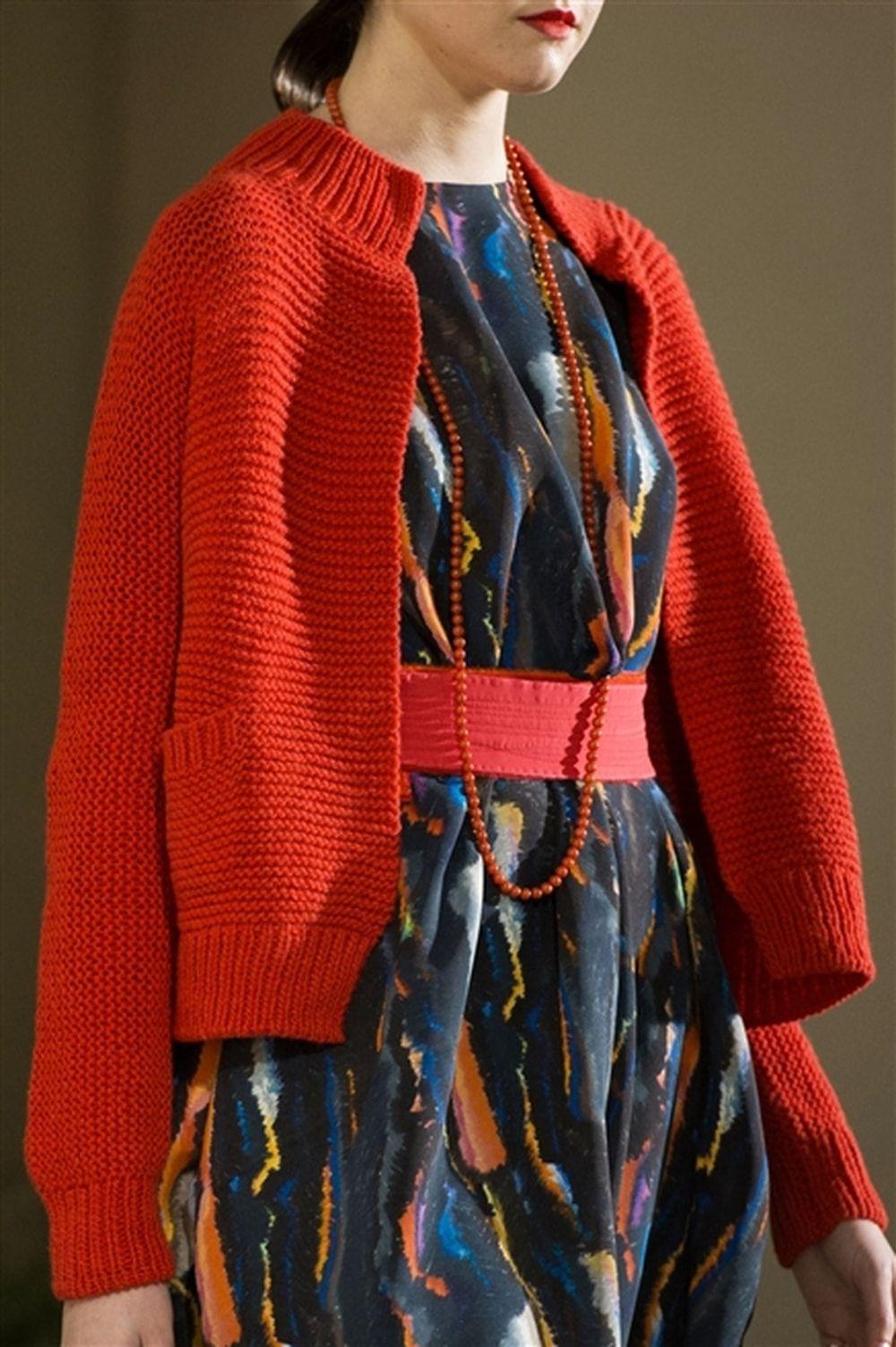 026cf4386b DANIELA GREGIS - Autunno-Inverno 2015-2016 | örgü | Crochet fashion,  Fashion e Knitting yarn