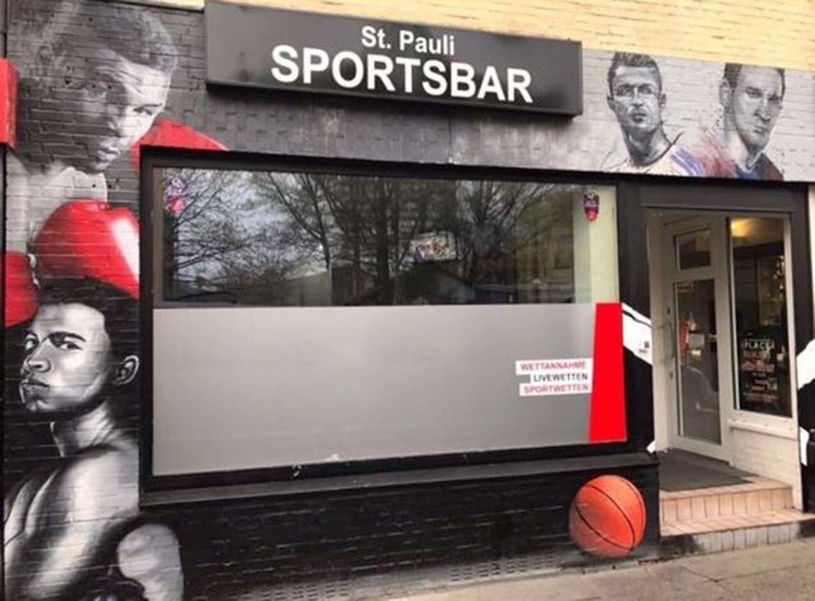 Sportsbar St Pauli