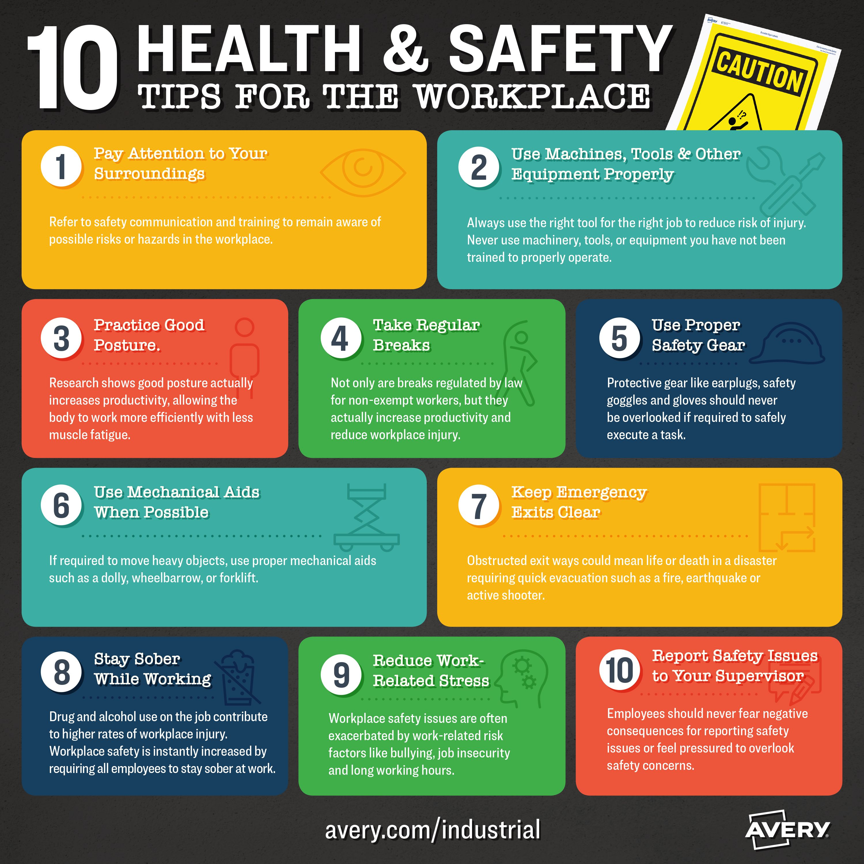 161 5 Billion Dollars 104 000 000 Days Lost To Workplace Injuries In 201 Health And Safety Poster Workplace Safety And Health Occupational Health And Safety