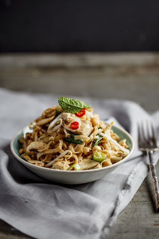 Tofu Noodle Salad   simply-delicious.co.za #foodphotography #foodstyling #Dinner