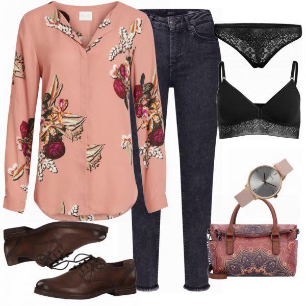 party outfit damen bluse