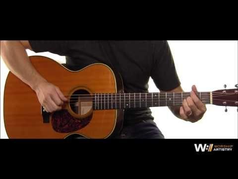 10 000 Reasons Bless The Lord Guitar Lesson Advanced Matt Redman