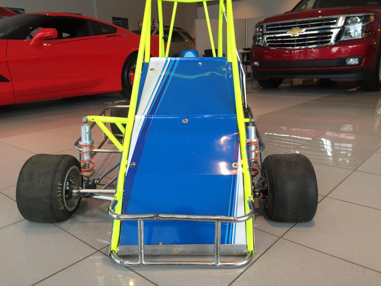 Bullrider Quarter Midget Race Kart Midget, Racing, Go kart