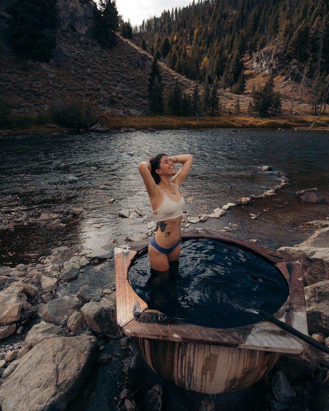 19 Of The Coziest, Warmest & Best Idaho Hot Spring
