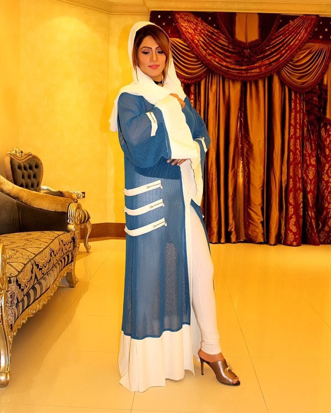 Design No L028 Abaya Materials altebet Al Tebet