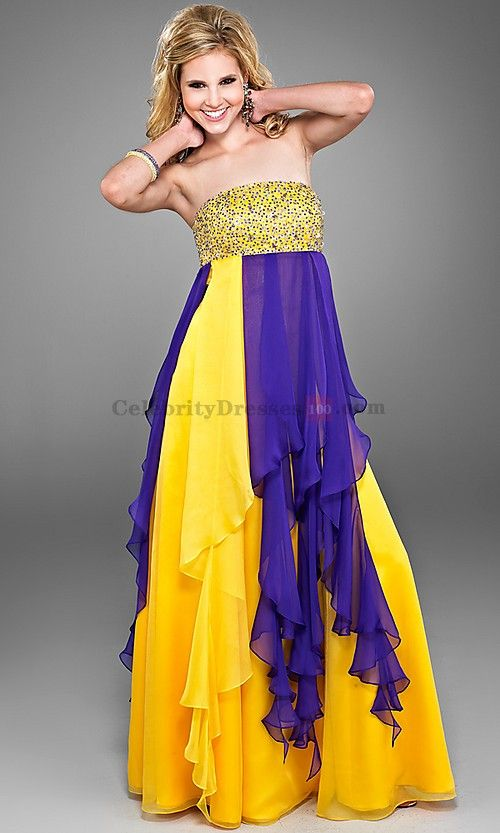 I M Not Loving This Dress But It Is Complementary The Colors Are