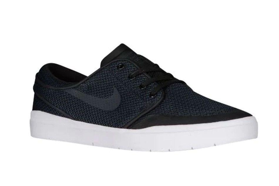 the latest 007fa 2ad00 Nike Zoom Stefan Janoski Hyperfeel XT Skate Shoes Mens 10 Black 855922 001   Nike  SkateShoes