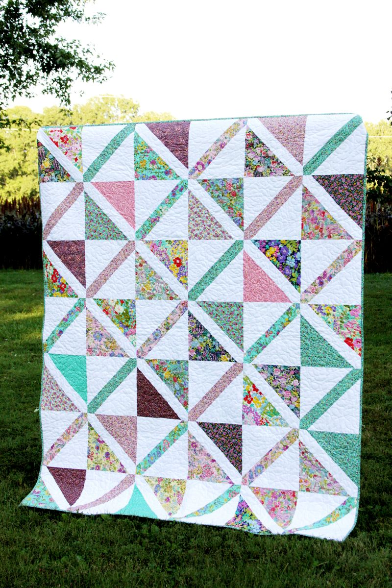 Colorful Crosshatch Quilt Quilt Patterns Quilts Beginner Quilt Patterns
