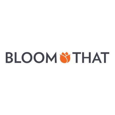 Image Result For Bloomthat Logo Logos Pinterest Coupons Logos