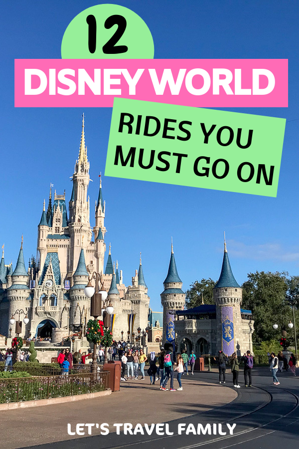 12 Of The Best Rides At Magic Kingdom