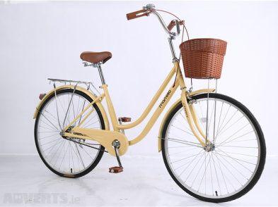 Martello Ladies Single Speed City Bike   New 185e, New Ladies Bikes  in Inchicore, Dublin, Ireland for 185.00 euros on Adverts.ie.