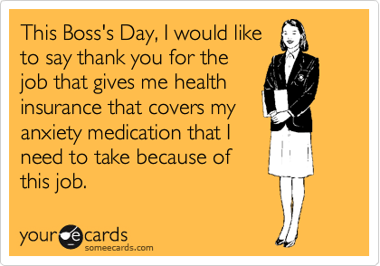 Would Your Boss Punch You In The Face & Then Laugh When You Bleed