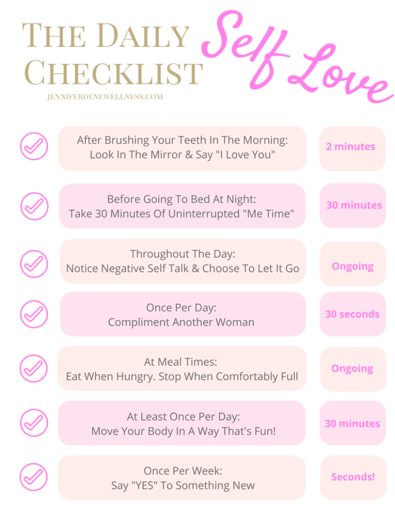 Download Your Free Checklist To Be Used With The Series  Ways