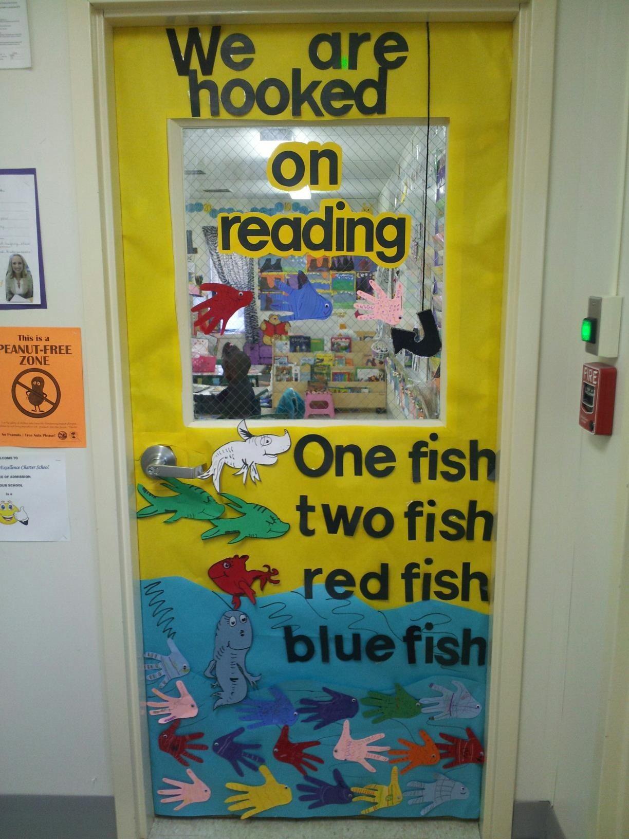 Dr. Seuss Door Decorating   Seuss classroom