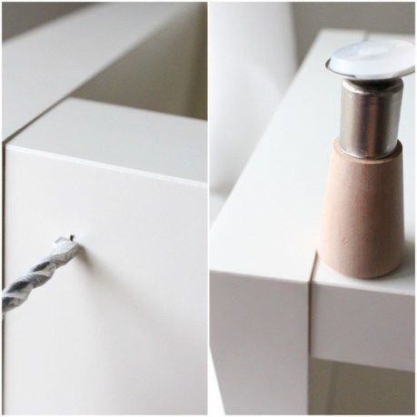 DIY Ikea Hack Sidetable to Elevate your Living Space ...