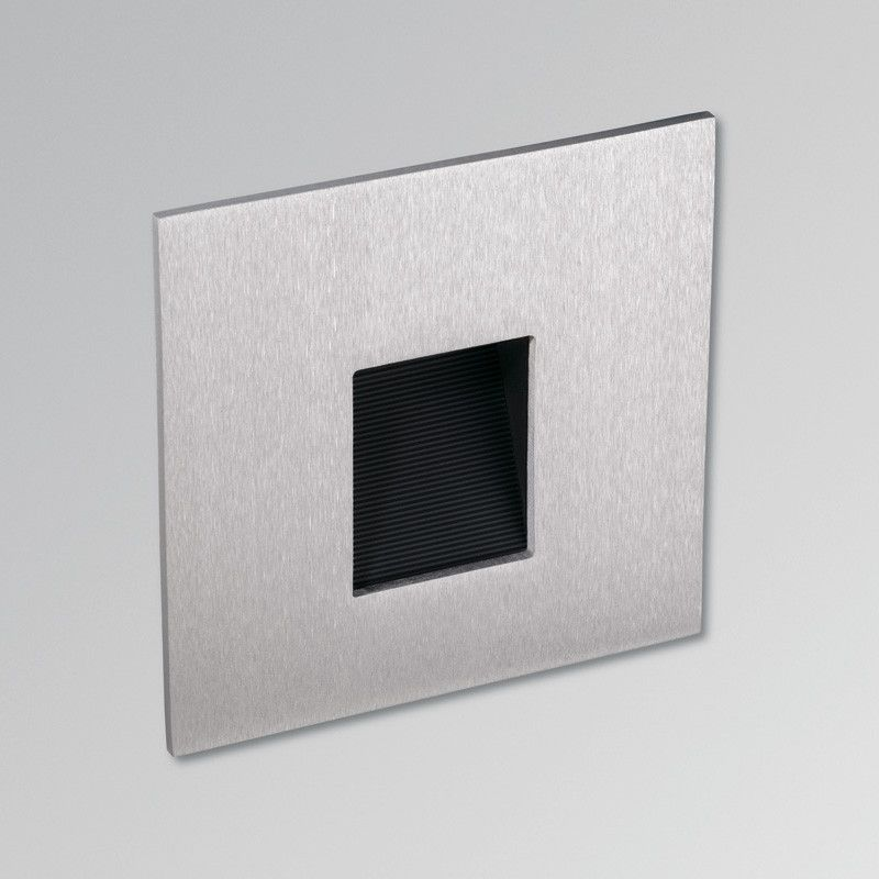 Winona Led Step12 Steplight With Integral Driver Fits Right Into A Single Gang Wall Box Dimmable Too