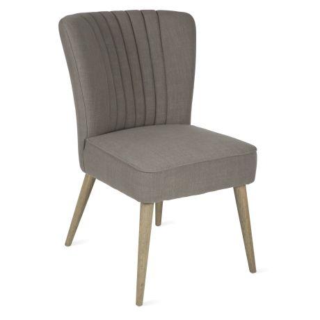 Scandi Dining Chair - Grey