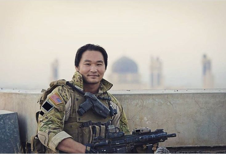 Tu Lam of Ronin tactics during his time with SFOD-D | SOF ...
