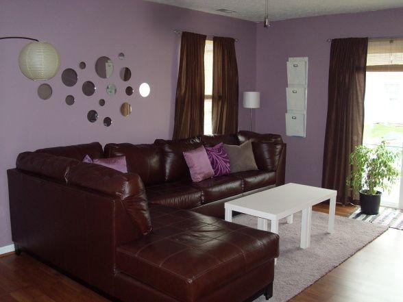 purple and brown bedroom ideas ikea brown purple retro living room living room 19527 | 14997f747a48290adeaa6847fd47733d