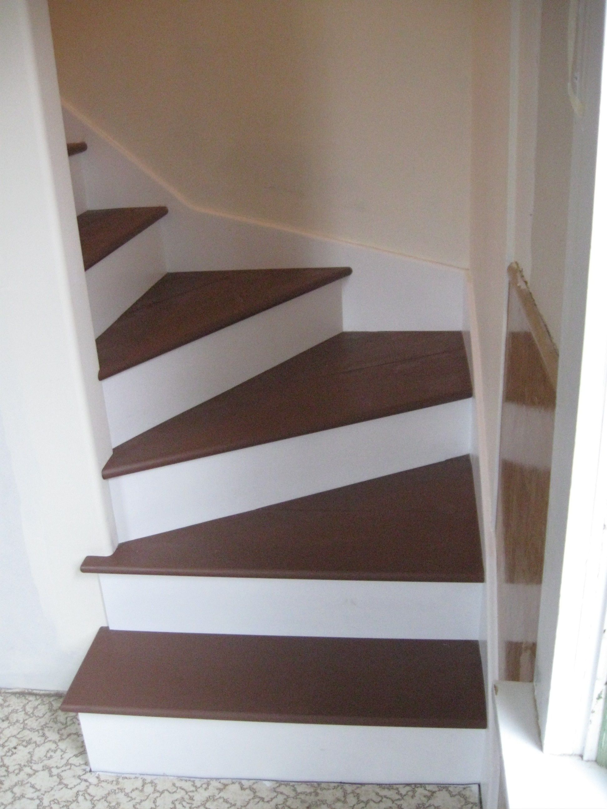 Best Replacing Steep Stairs With Winders This Should Work 400 x 300
