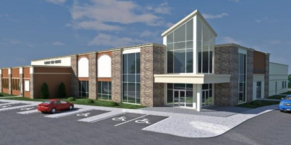 Contemporary church building designs for Church building designs